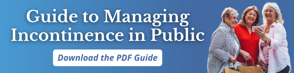 Guide to Managing Incontinence in Public - Healthwick Canada