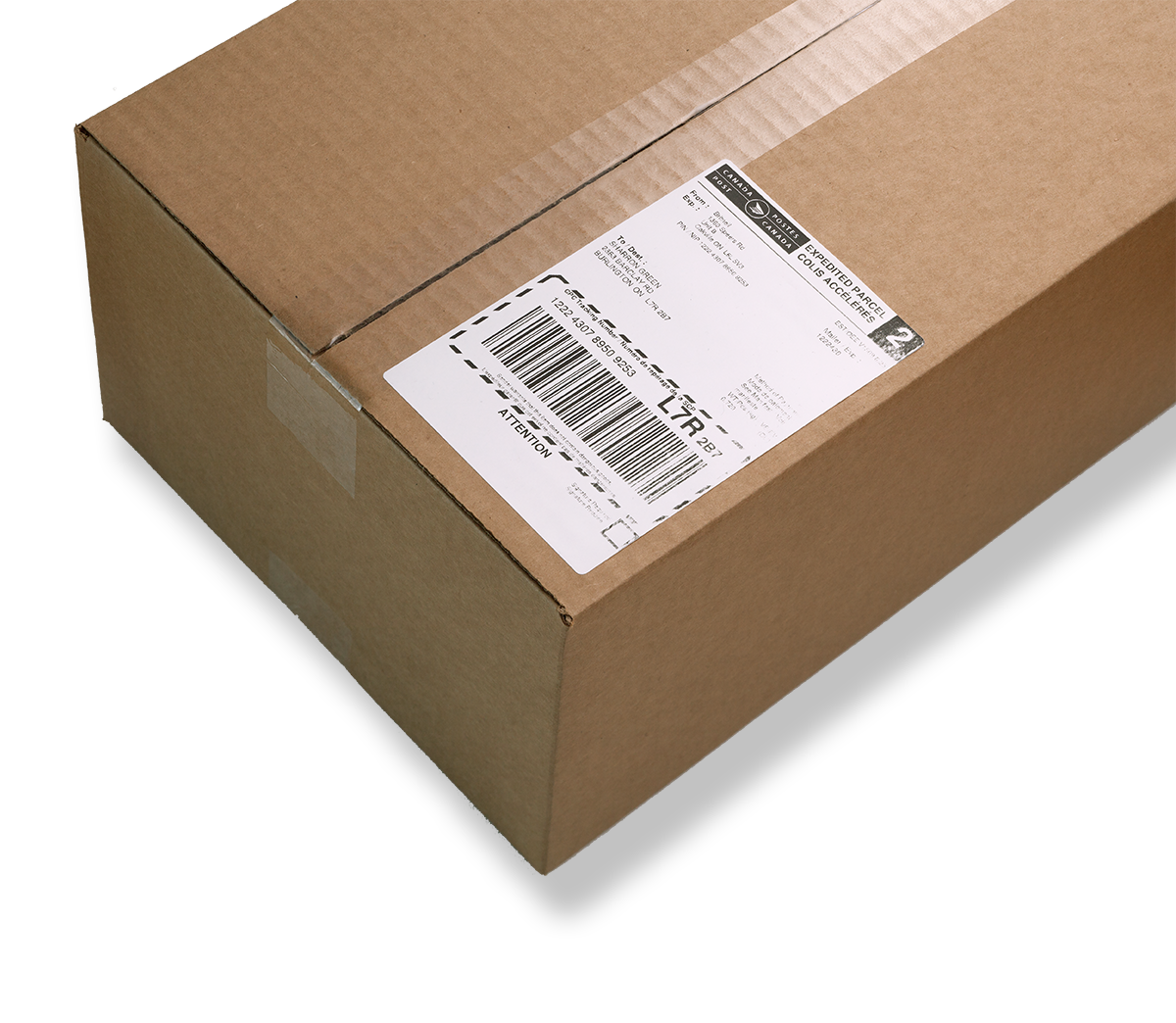 Discreet Shipping and Packaging with Healthwick