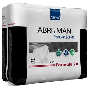 Abena Abri-Man Formula 2 Men's Guards