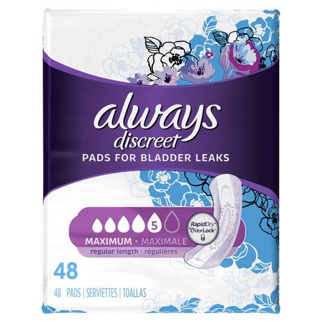 Always Discreet Incontinence Pad