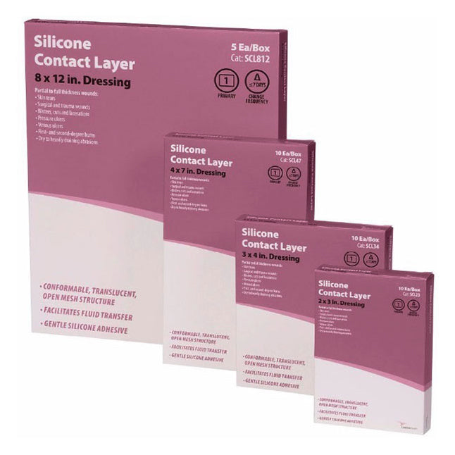 Cardinal Health™ Silicone Contact Layer