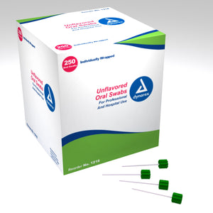 Dynarex Oral Swabsticks