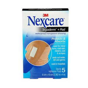 Nexcare™ Tegaderm™ + Pad Waterproof Transparent Dressing