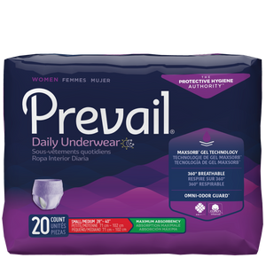 Prevail Maximum Absorbency Protective Underwear for Women