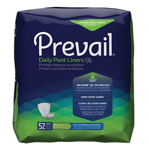 Prevail Light Absorbency Pant Liners
