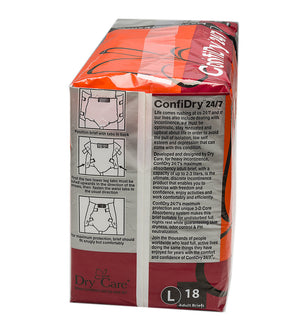 ConfiDry 24/7 Maximum Absorbency Briefs