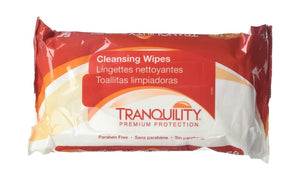 Tranquility Personal Cleansing Wipes