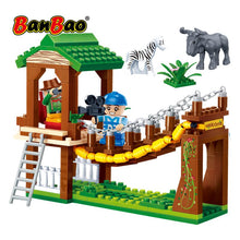 Load image into Gallery viewer, BanBao Countryside Happy Farm House Bricks Educational Building Blocks Model Toys For Kids Children Compatible With brand