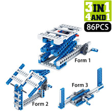 Load image into Gallery viewer, Mechanical Gear Technic Building Blocks Engineering Children's Science Educational STEM Toys 3IN1 Building Blocks Kid Brick Toys