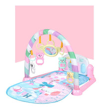 Load image into Gallery viewer, Baby Music Rack Play Mat Kid Rug Puzzle Carpet Piano Infant Playmat Early Education Gym Crawling Game Pad Toy 0-6-8-12 months
