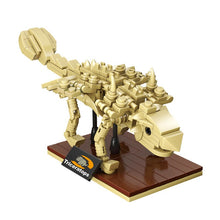 Load image into Gallery viewer, Brutal Raptor Building Jurassic Blocks World 2 MINI Dinosaur Figures Bricks Dino Toys For Children Dinosaurios Christmas