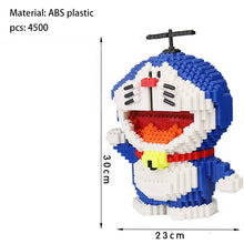 Load image into Gallery viewer, Imebaby8000pcs small particles mini building blocks cartoon children's DIY toys children assembled 3D building blocks large toy