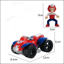 Load image into Gallery viewer, Paw Patrol Toy Set Car paw patrol Dog Everest Apollo Tracker Ryder Skye Scroll Action Figure Anime Model Toys for Children Gift