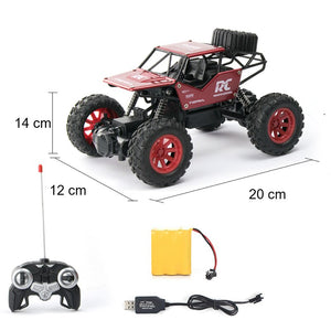RC Cars 1:18 Radio Control car Buggy Off-Road Trucks Toys For Children High Speed Climbing Mini rc Rc Drift driving Car