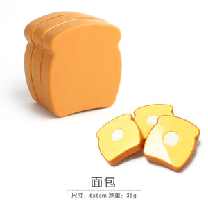Children's kitchen play house toy vegetable bread fish cut cut fruit children's educational toys