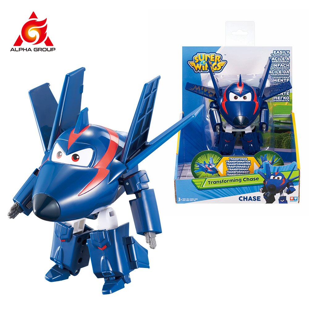 Abs Super Wings Deformation Transforming 5