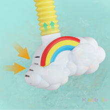 Load image into Gallery viewer, Bath Toys Baby Water Game Elephant Model Faucet Shower Electric Water Spray Toy For Kids Swimming Bathroom Baby Toys
