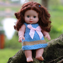 Load image into Gallery viewer, 30CM Baby Dolls Toys For Girls Sleeping Accompany Doll Beautiful Lower Price Newborn Birthday Christmas Present