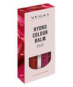 VEGAS Hydro Colour Balm Duo Set