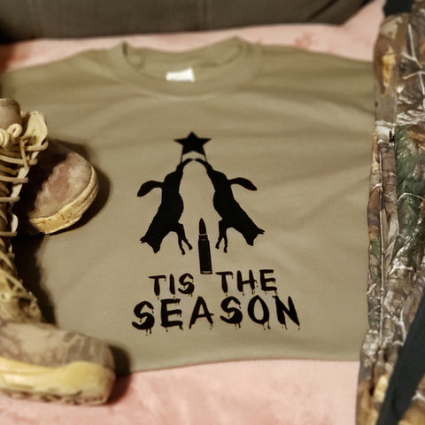 TT Tis The Bloody Season Shirt