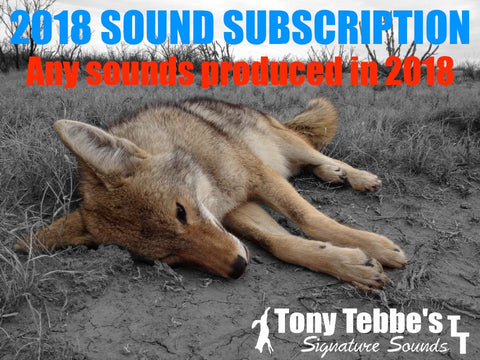 TT Sound Subscription - 2018
