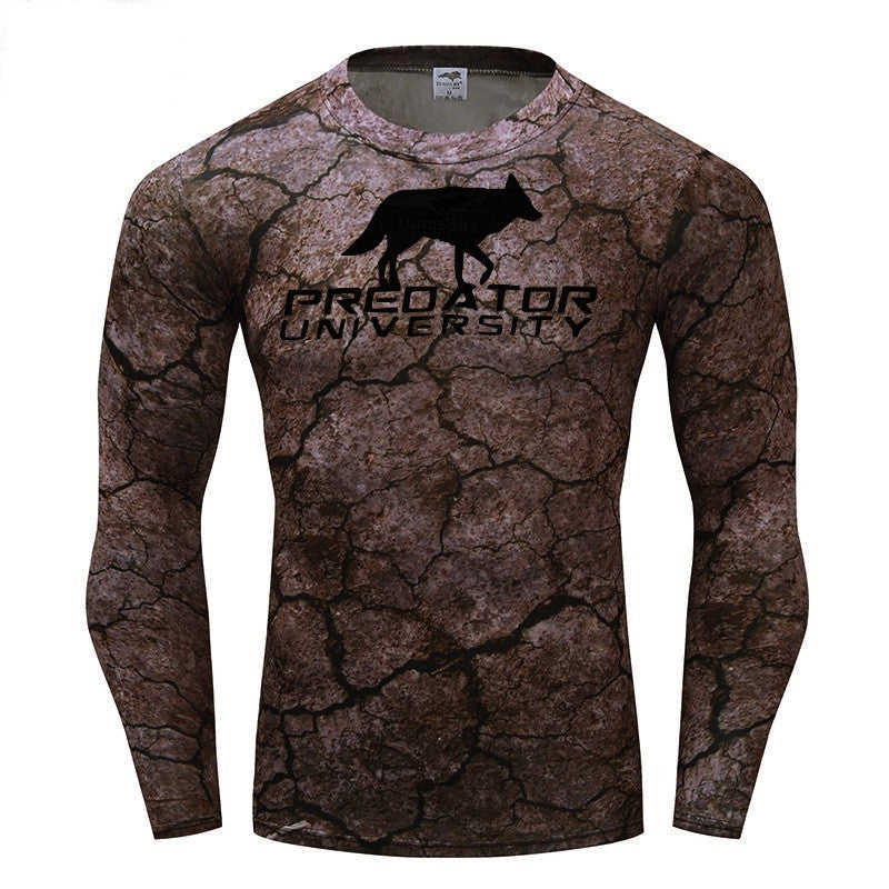 TT Cracked Earth Shirt