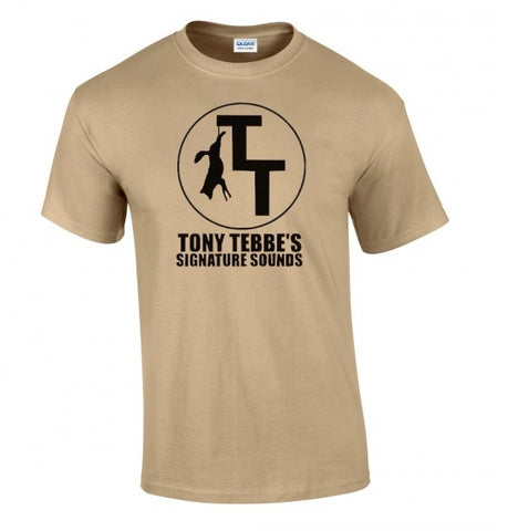 TT Signature Sounds Shirt - Tan