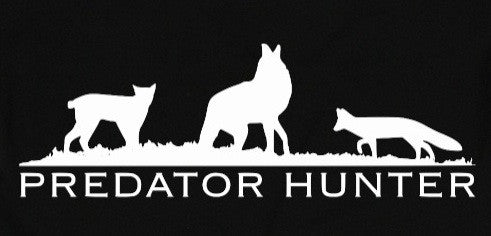 Predator Hunter Decal – Predator University