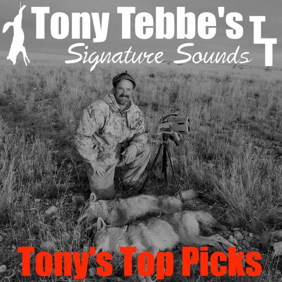 Tony's Top Picks - Vocals - Single Howls