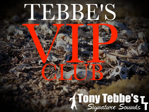 Tebbes VIP Club 2020 - Jan/Feb/Mar