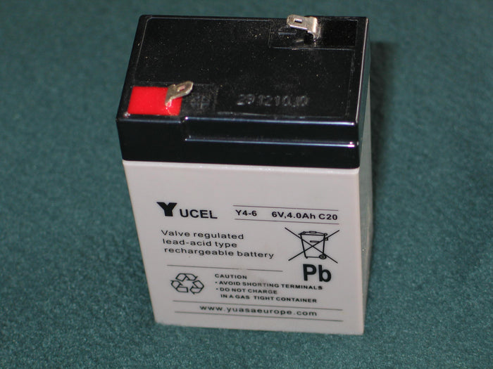 6volt Rechargable Battery