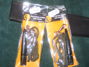 Dog Training Whistles