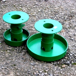 Roxan 5 inch Pan Feeder
