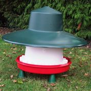 Handy feeder - 12kg with outdoor hat