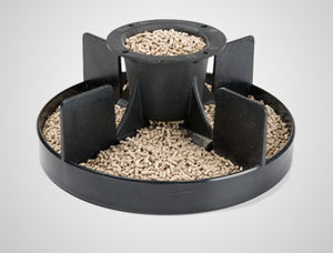 Pan feeders - Large