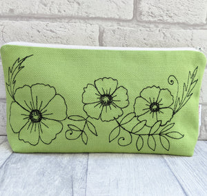 Botanical Make Up Bag