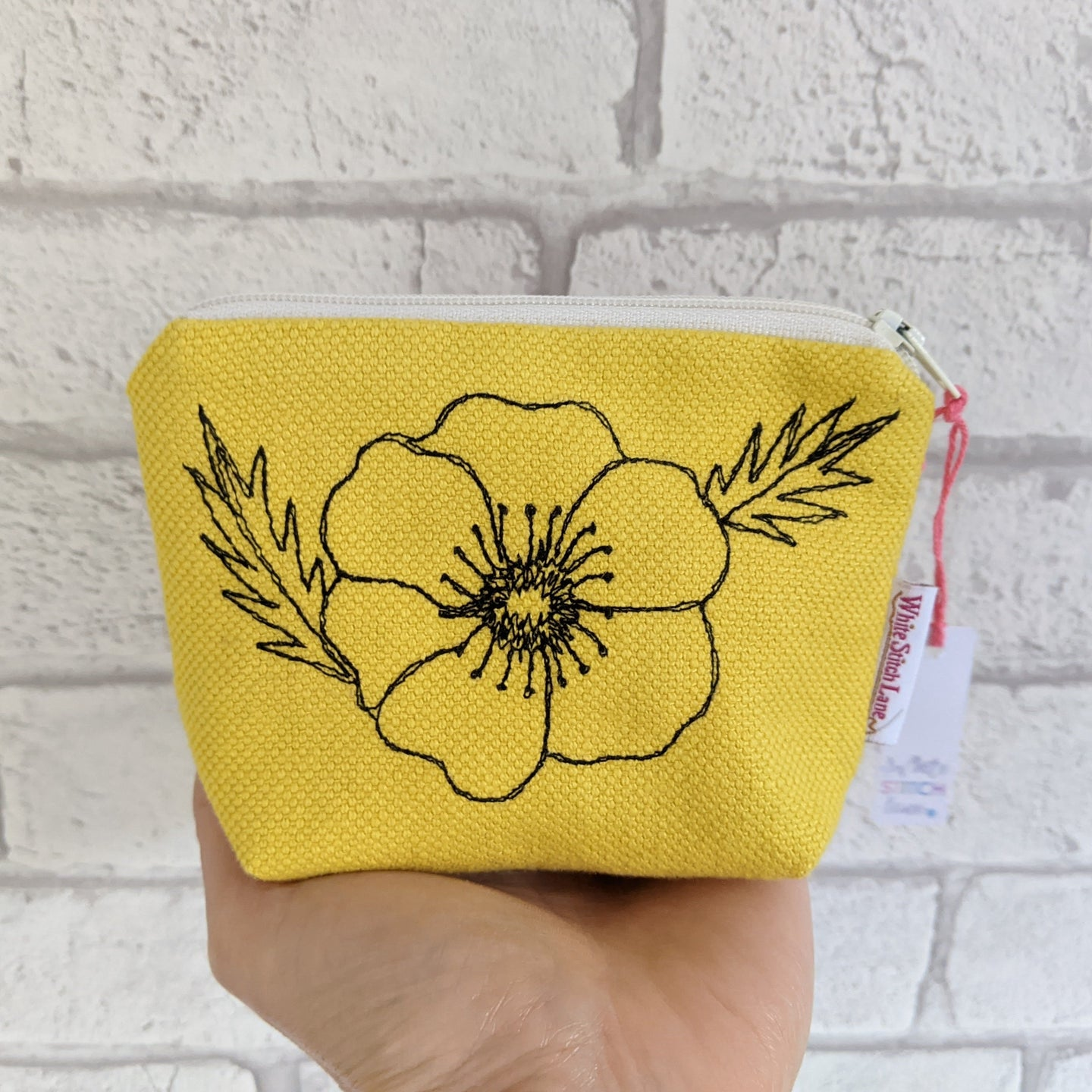 Botanical Purse