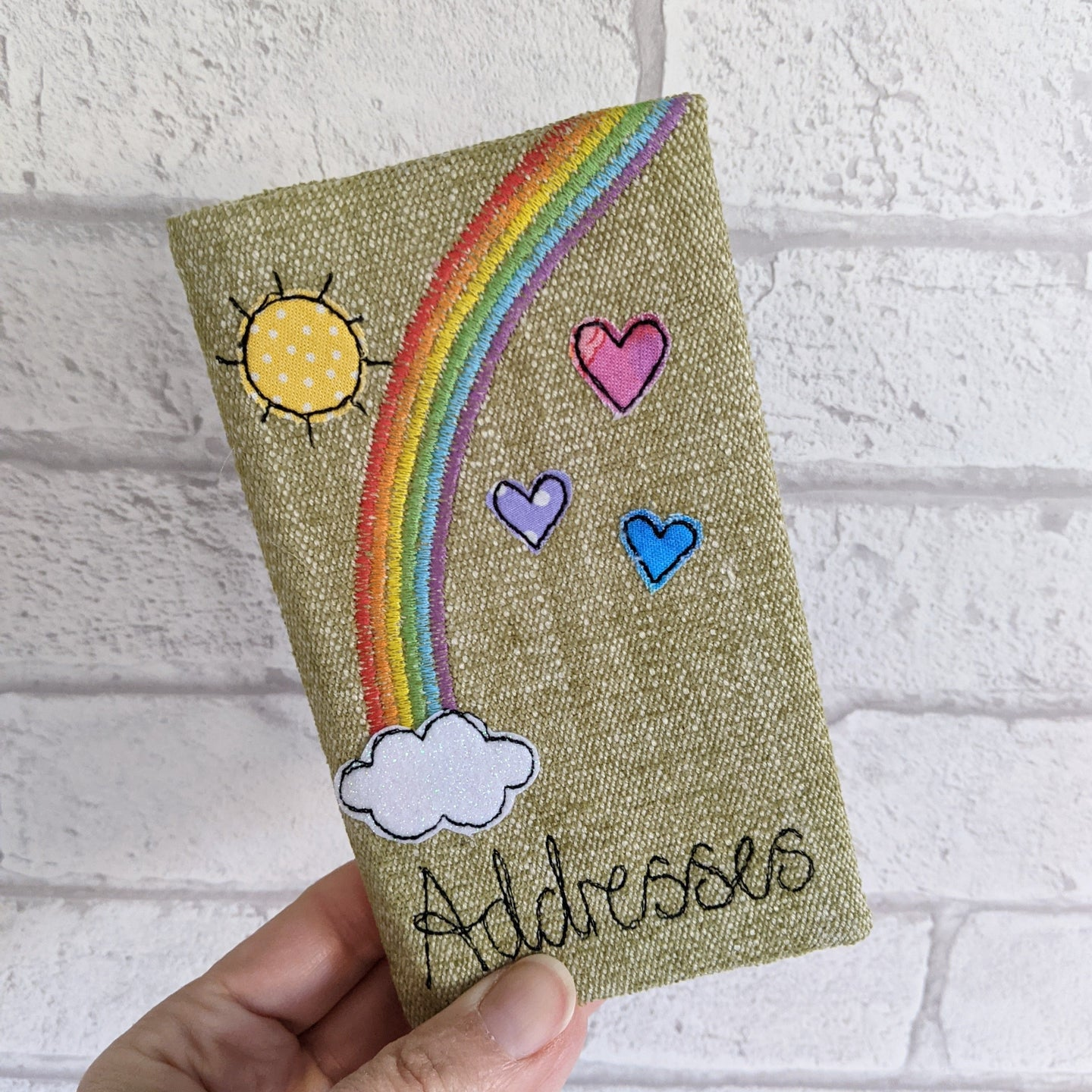 Rainbow Address Book