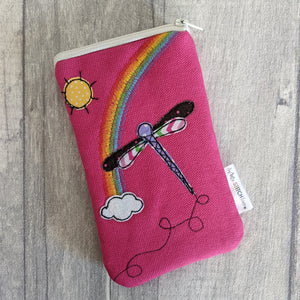 Rainbow Glasses Case