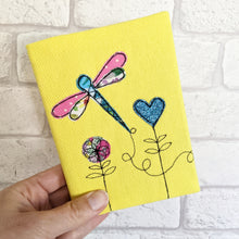 Load image into Gallery viewer, A6 Dragonfly Notebook