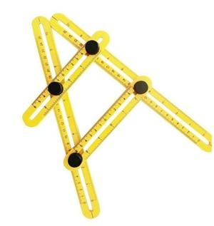 Professionnelle Multi Angles Mesure Outil - Jaune