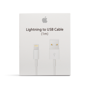 Apple Lightning to USB Cable Airpod / iPhone Charger & Data Cable