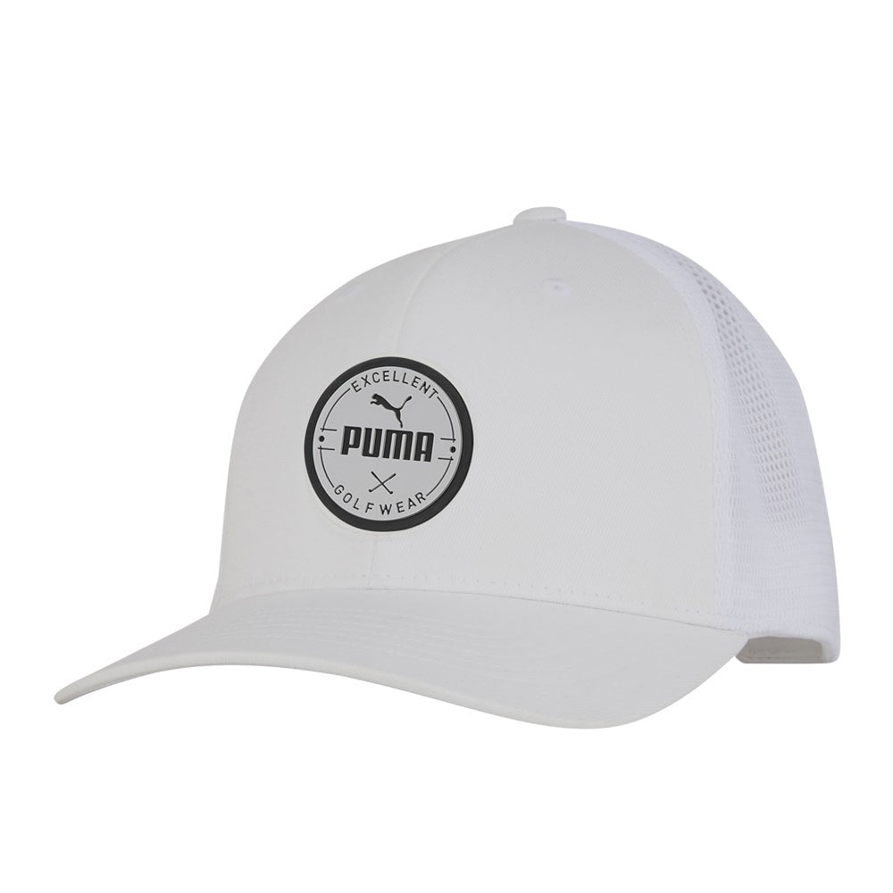 Golf Wear Circle Patch Cap