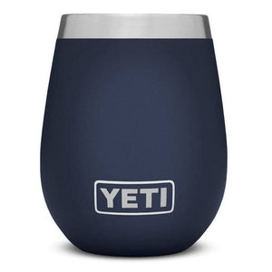 Yeti 10 Ounce Wine Tumbler Navy