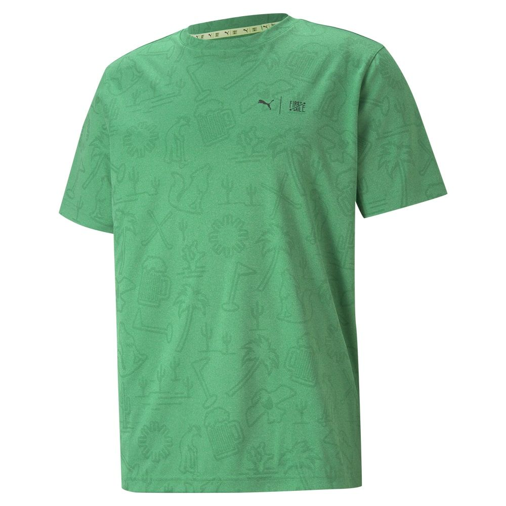 First Mile Flash Golf Tee Green