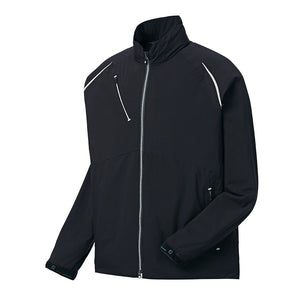 FootJoy Men's DryJoys Select LS Rain Jacket Black