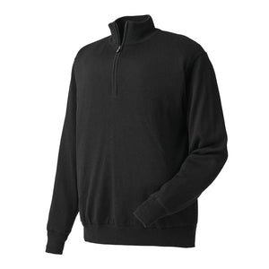FootJoy Men's Performance Lined Merino Sweater Black