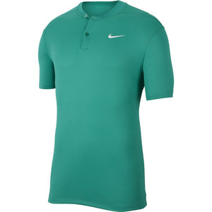 Nike Dri-Fit Victory Blade Color Men's Golf Polo Green