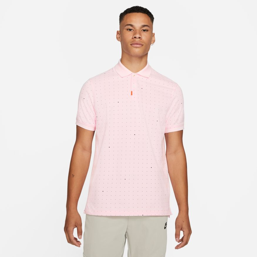 The Nike Polo Polka Dot