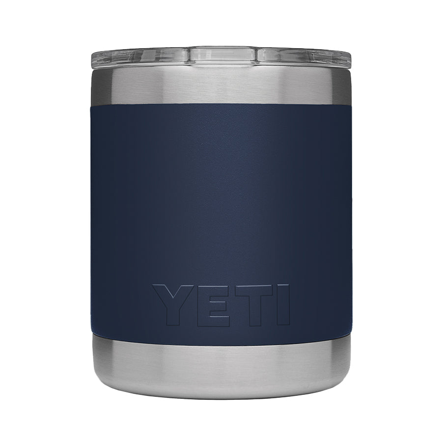 Yeti 10 Ounce Tumbler with Magslider Lid Navy